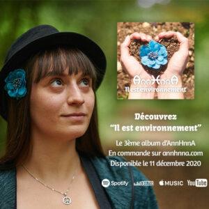 Album Il est environnement de AnnHnnA