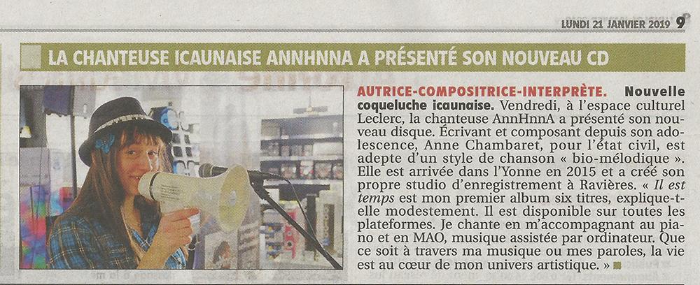 2019-01-21 Yonne Républicaine